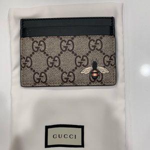 Gucci wallet/card holder